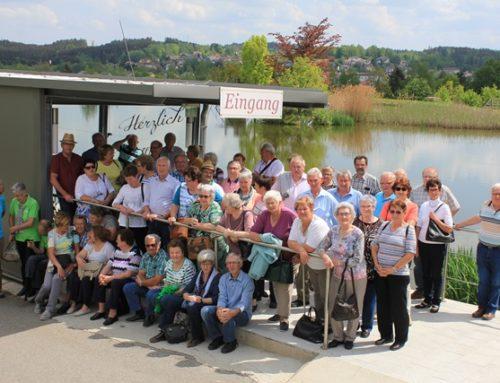Senioren-Tagesausflug nach Heidenreichstein