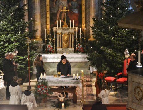 Heilige Messe am Christtag