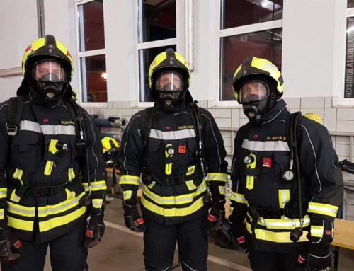 Feuerwehr – Heißausbildung (ATS4)