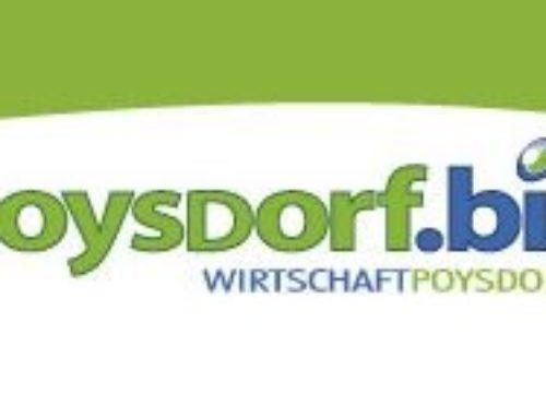 News der Poysdorfer Wirtschaft