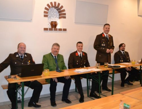 FF Mitgliederversammlung