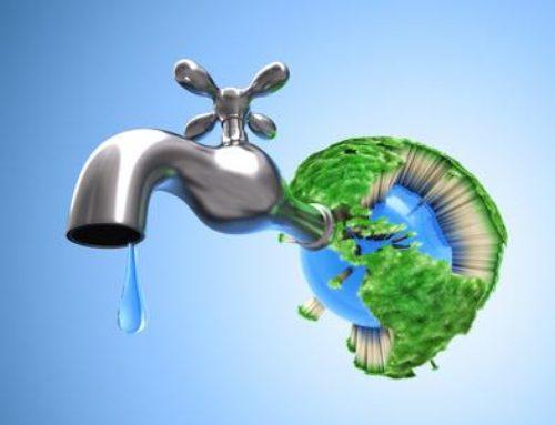 Einschränkung des Wasserbezuges