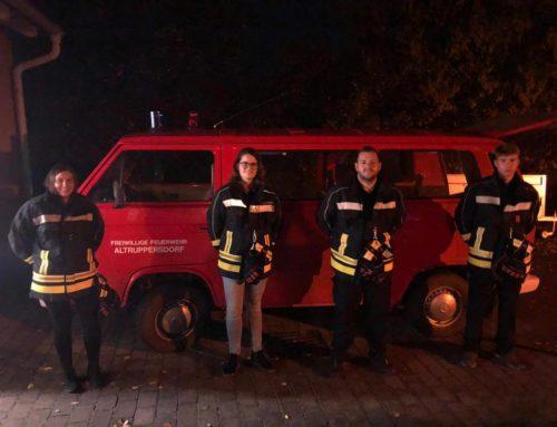 Feuerwehr – Abschlussmodul Truppmann