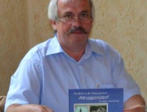 Josef Kratochvil verstorben