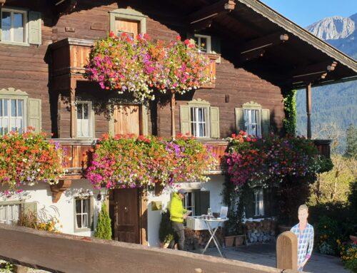 Ausflug unserer Senioren nach Tirol