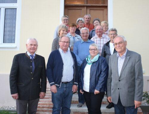 Jahreshauptversammlung unserer Senioren