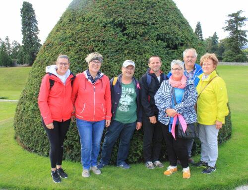 Reise der Senioren nach Irland